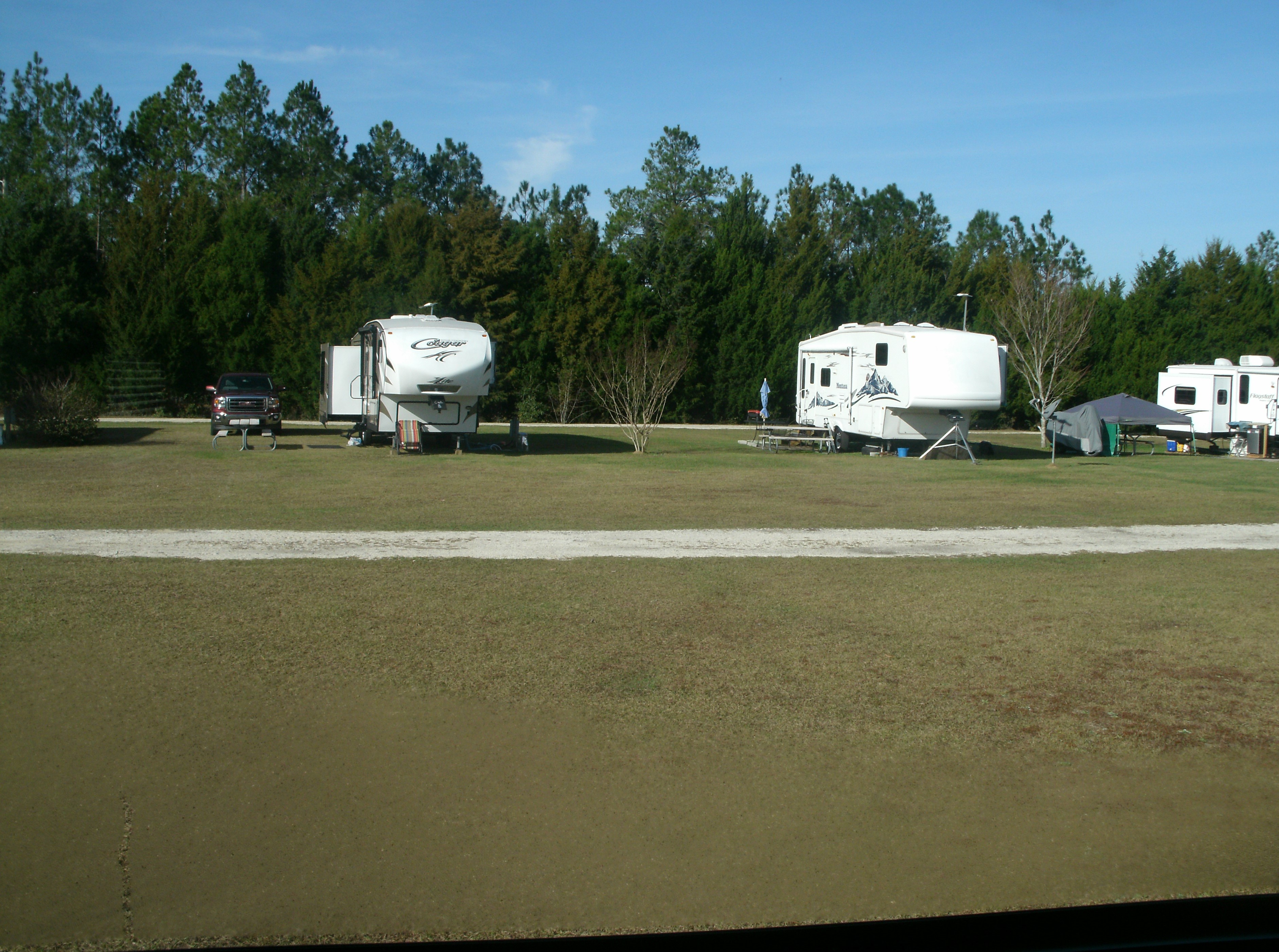 Azalea Acres Rv Park Robertsdale Al Home On The Roam