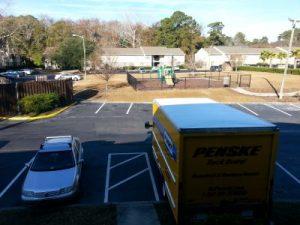 Moving time for Nathaniel & Rachel, Savannah, GA