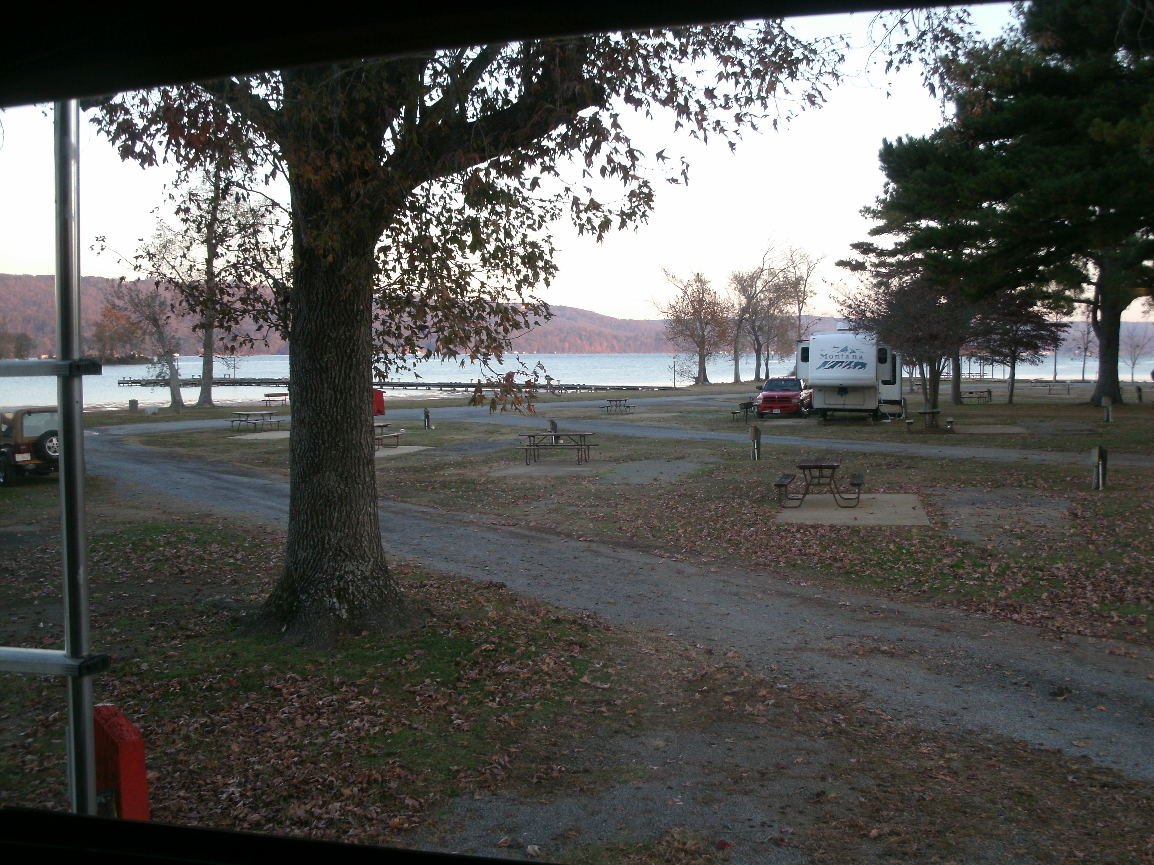 mountain lakes rv resort, guntersville, al | home on the roam