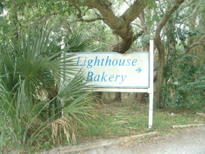 The highlighted rated Lighthouse Bakery