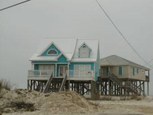 A beach house I liked
