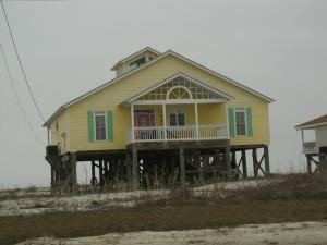 A beach house Jim liked