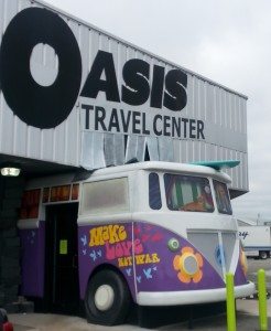 Oasis Travel Center (Exit 53 off I-10 in Alabama