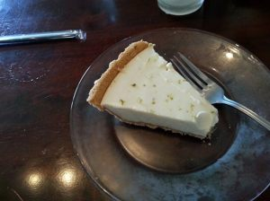 Key Lime Pie from Hook's in Pass Christian, MS