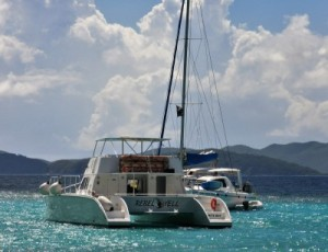 Catamaran Rebel Yell