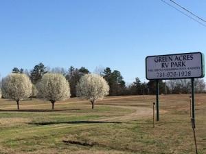 Green Acres RV Resort Park, Savannah, TN