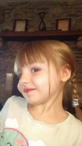 Granddaughter (diva), Presley (age 4)