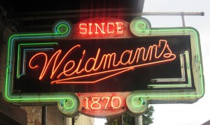 Weidmann's in Meridian, MS