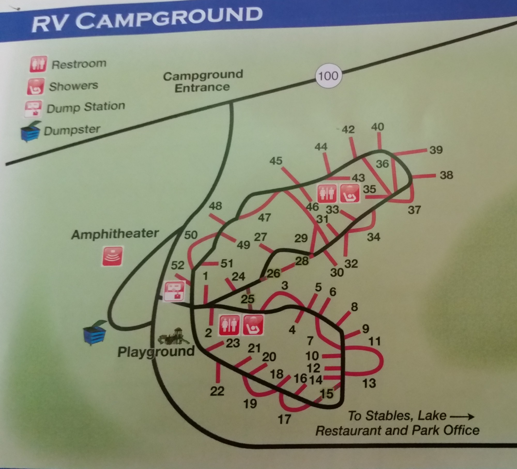 Henderson Tennessee Map.Chickasaw State Park Rv Campsite Henderson Tn Home On The Roam