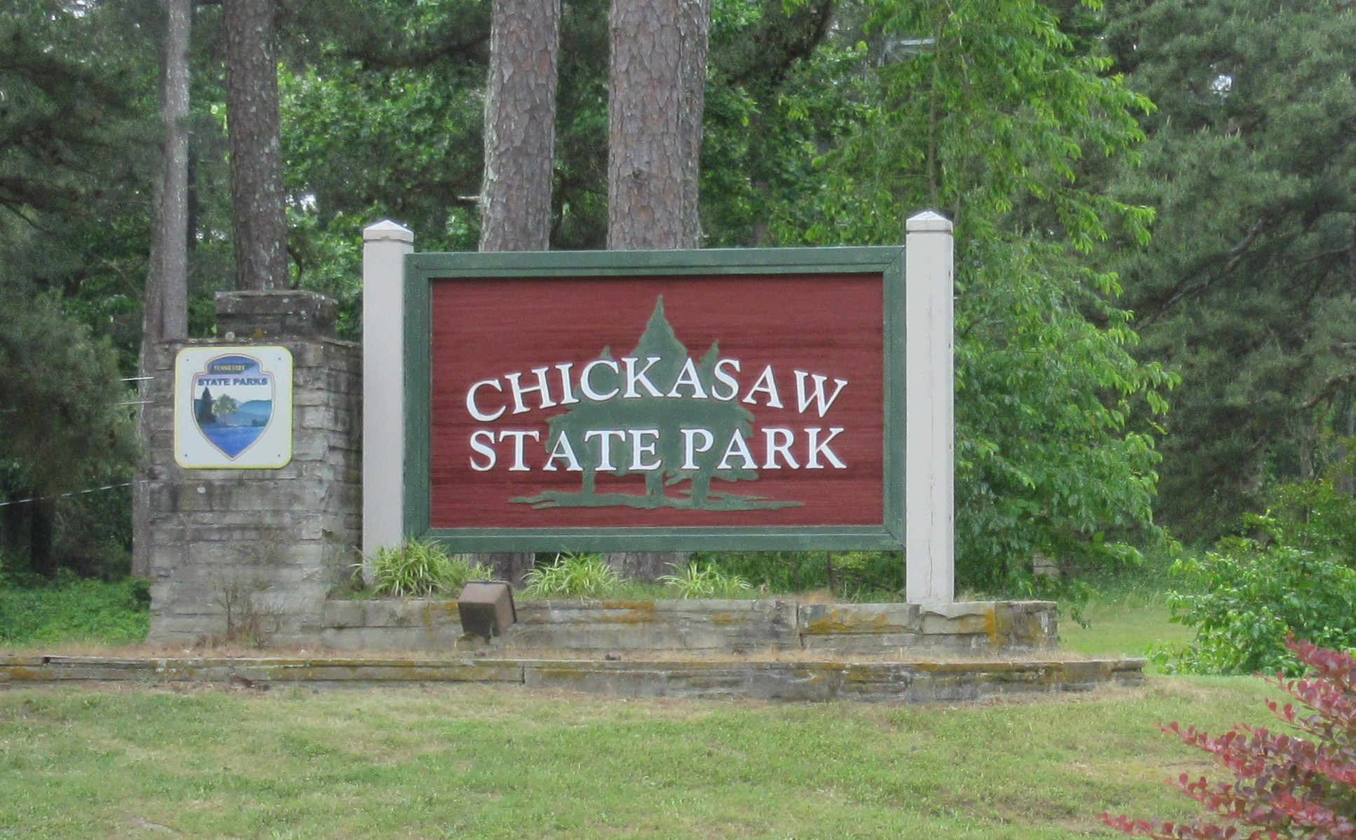 Chickasaw state park rv campsite henderson tn home on for Tnstateparks com cabins