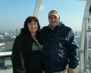 London 2010 (on the London Eye)
