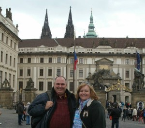 Prague Castle, Czech Republic in October 2013