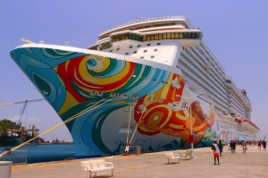 The Getaway, NCL's newest and largest ship Photo Credit