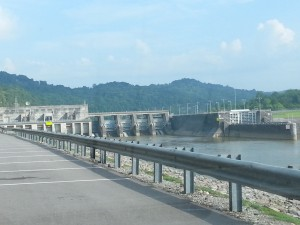 Cordell Hull Dam, Smith County, TN