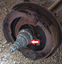 brake pointer