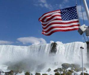 Flag falls