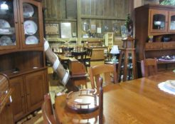 Inside an Amish Furniture Store