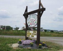 Outside Amish Farm Market
