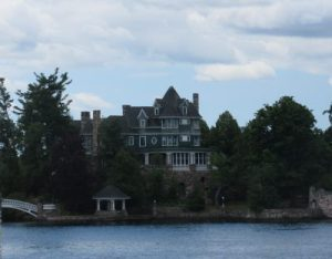 Another mansion on the U. S. side