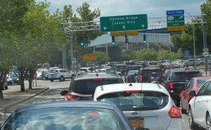 Niagara traffic