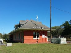 Train Depot/Museum