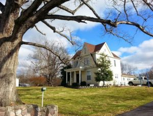 Jims Moms house - Joppa, IL