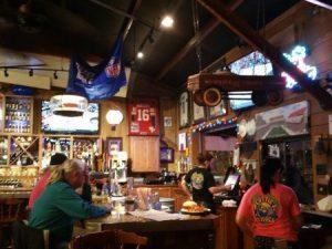 Inside Scottie's