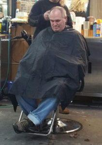 Florida hair cut