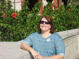 Angela at Flagler College