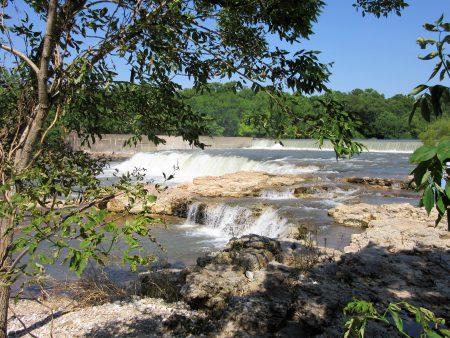 Grand Falls near Joplin, MO