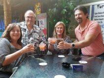 Angela, Jim, Susan, & Craig