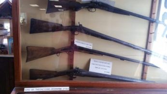 Stagecoach guns
