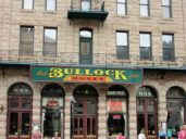 Bullock Hotel - first Deadwood hotel