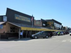 Today, Wall Drug goes on and on