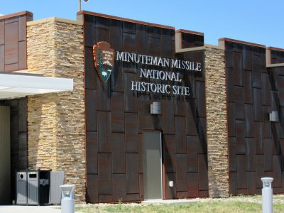 Minuteman Missile Visitors Center