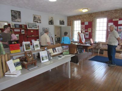 Inside Amana Heritage Museum - video is very good