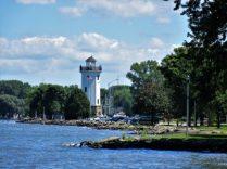 I love lighthouses - on Lake Winnebago