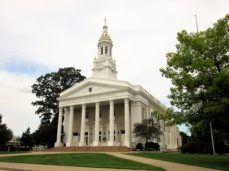 Lawrence University - Memorial Chapel, Appleton