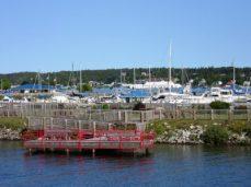 St. Ignace marina