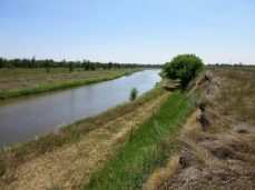 The Knife River, ND