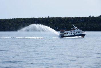 Hydro-jet ferry