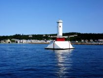 Mackinac Island Passage Light