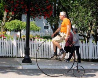 Yep, many folks ride these.