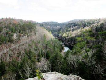 Obed River Valley in late November
