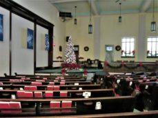 Church is ready