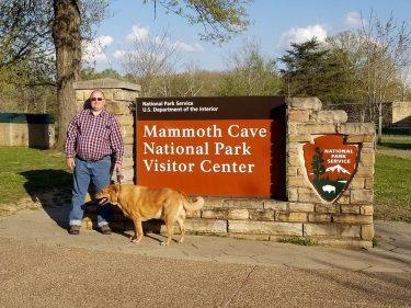 Jim Mammoth Cave