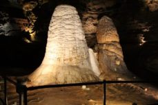 Formations known as the twins