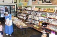 Inside Cuba Bakery & Cafe