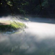 Other-worldly mist