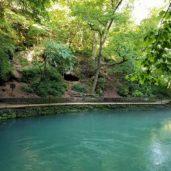 Maramec Spring - spring pool